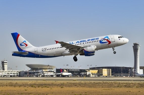 Budapest Airport announces new Budapest-Moscow flights with Ural Airlines
