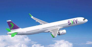 La aerolínea chilena de ultra bajo costo SKY encarga 10 aviones Airbus A321XLR