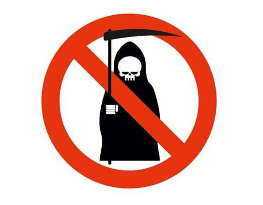 На жителите на френския град е забранено да умират в събота, неделя и празници