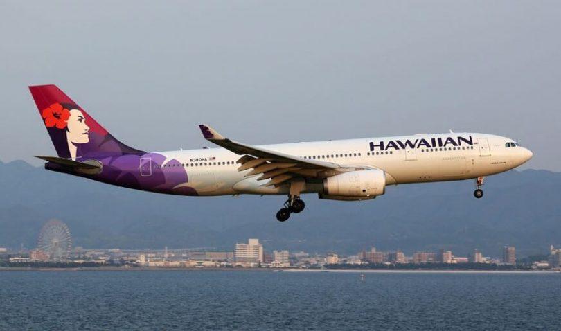 Burnham Sterling rådgiver Hawaiian Airlines om japansk finansiering af 6 Airbus-fly