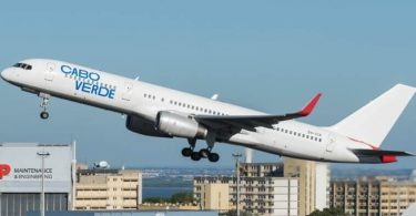 Cabo Verde Airlines lansirao je let Cabo Verde-Lagos, Nigerija