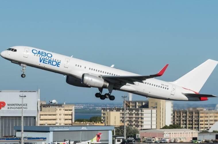 A Cabo Verde Airlines elindítja a nigériai Cabo Verde-Lagos járatot