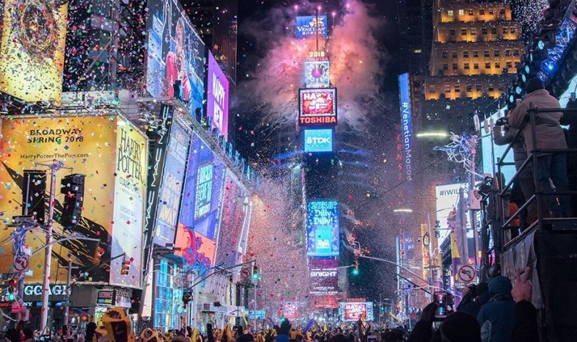 Los mejores lugares de 2019 para la víspera de año nuevo