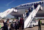 Turkish Airlines: 5.7 millions de passagers en novembre 2019