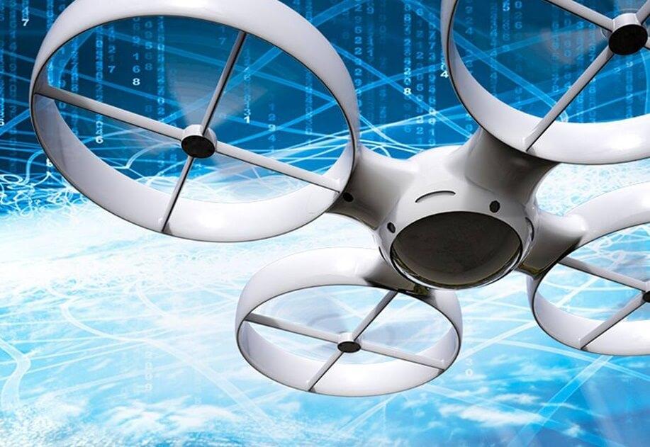 'Neues Verkehrsökosystem' auf der Amsterdam Drone Week geschaffen
