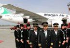 USA udruller nye sanktioner mod Irans Mahan Air