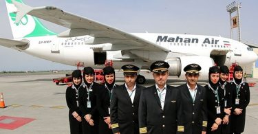 US rolls out new sanctions against Iran's Mahan Air