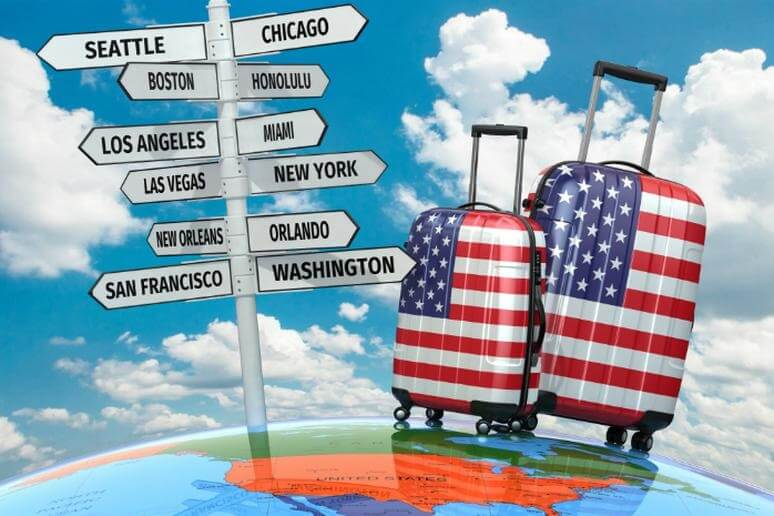 Surging US leisure travel carries weak business and international segments