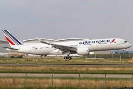 Air France nomina u più novu Airbus A350