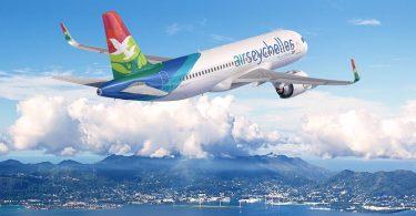 Alain Air Seychelles