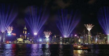 لماذا لا تسافر إلى هونغ كونغ للعام الجديد؟ يصدر HKTB إعلانًا