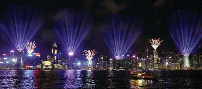 Napa ora Plancong Taun Baru ing Hong Kong? HKTB nggawe pengumuman
