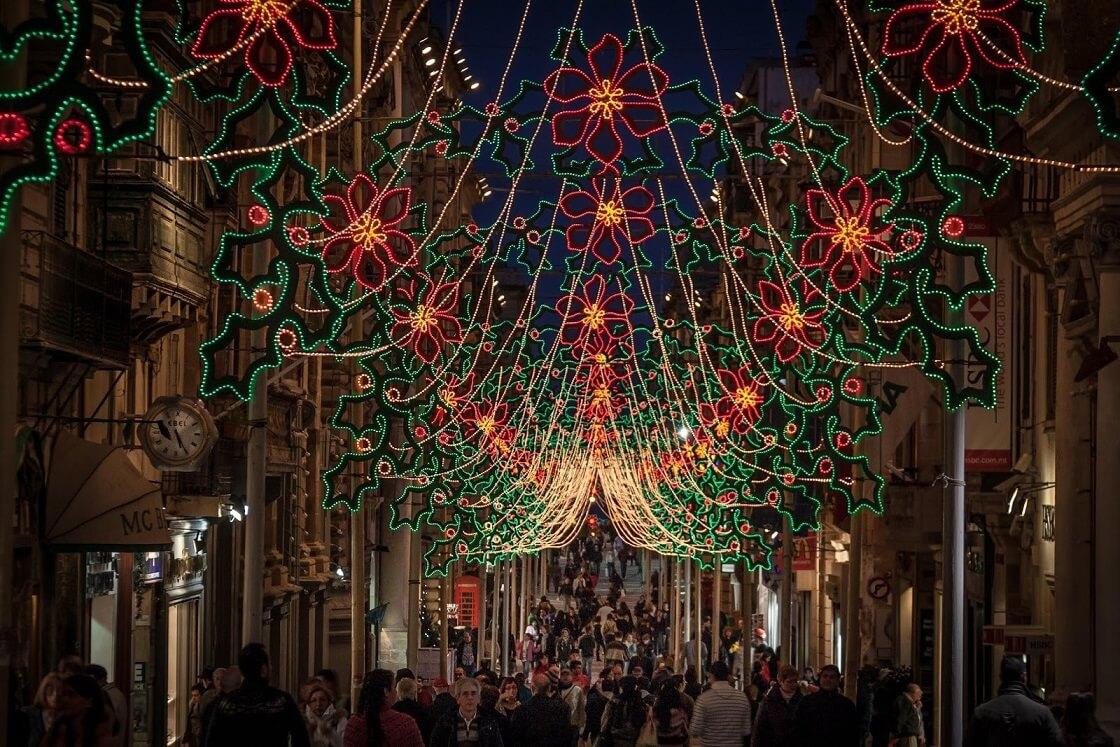 """Experimente a """"época mais mágica do ano"""" em Malta"""