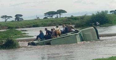 नील नदी अस्वस्थ छ, जंगली र घातक: पूर्वी अफ्रिकामा प्रकोप