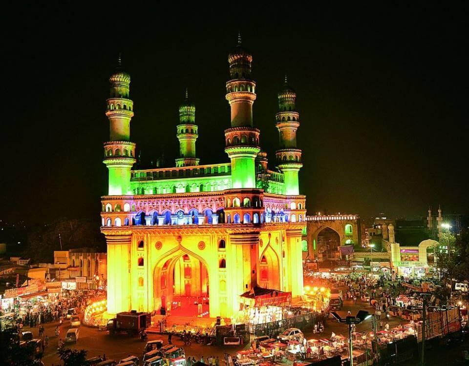 Hyderabad: Voiko tämä IT-kaupunki houkutella turisteja?