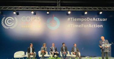 Prosazujeme cestování šetrné ke klimatu na COP25