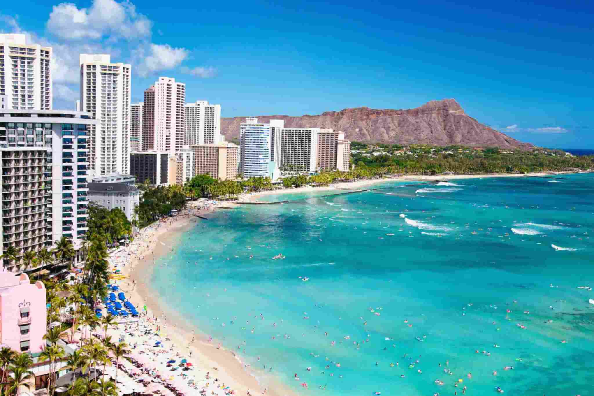 Hawaii Hotel Revenue Continues Downward Slide