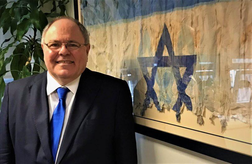 Πρωταγωνιστής του Ισραήλ στη Νέα Υόρκη: Dani Dayan, Γενικός Πρόξενος