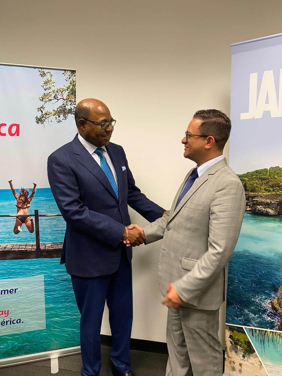 Saiki Jamaika minangka negara sing paling nyambung saka Amerika Selatan