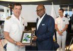 Ministar Jamajke očekuje 50,000 putnika na kruzerima u Ocho Riosu
