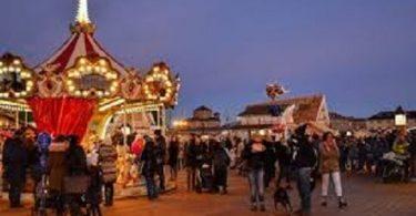Le méga village de Noël de Milan: le plus grand de toute l'Italie