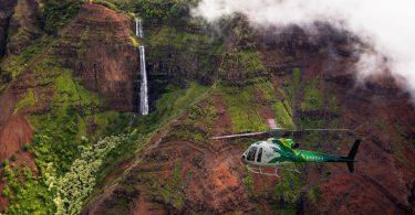 Катастрофа на хеликоптери Safari на Хавай: Оцелели?