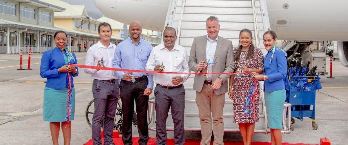 Air Seychelles dia mifandray amin'i Israel amin'ny sidina tsy miato