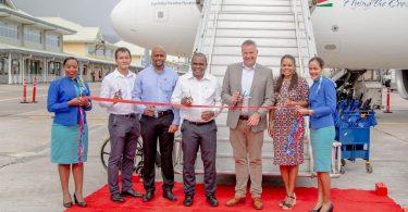 Společnost Air Seychelles spojuje s Izraelem přímé lety