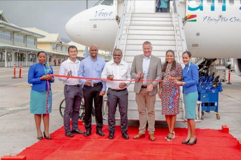 Air Seychelles verbindet sich mit Israel mit Nonstop-Flug