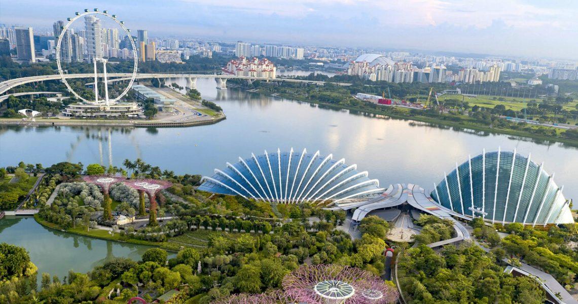 Singapura Turismo kunlaboras kun Barata privata sektoro per video