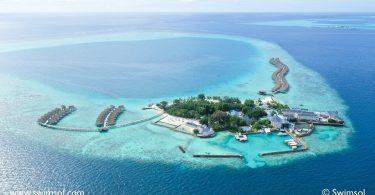 Centara dia manova ny tampon'ny Resort Maldives Resort ho loharanom-pahefana maharitra masoandro