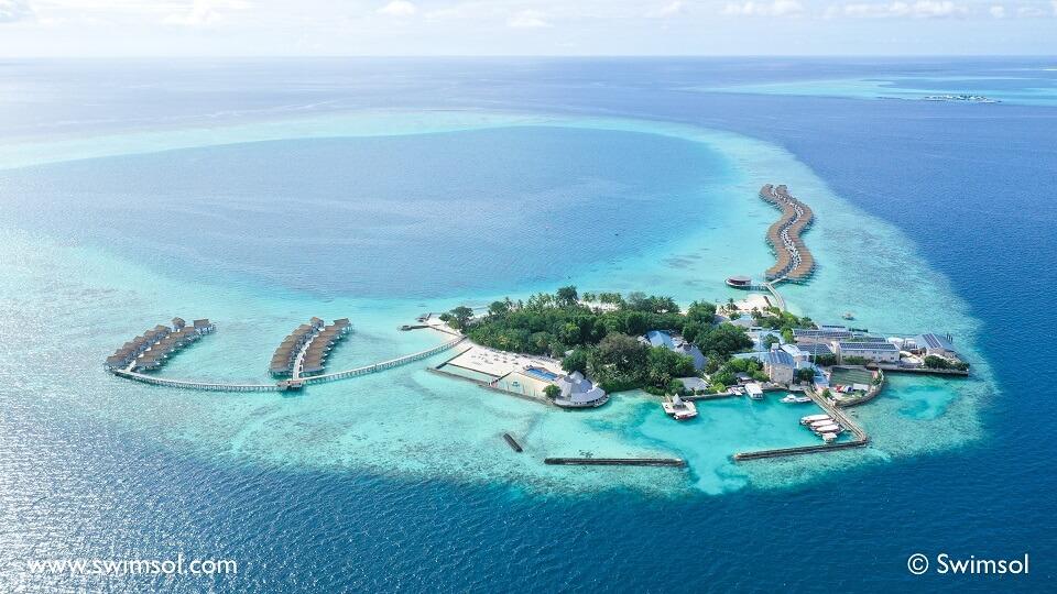 Centara Transforms Maldives Resort Rooftops into Sustainable Solar Power Source