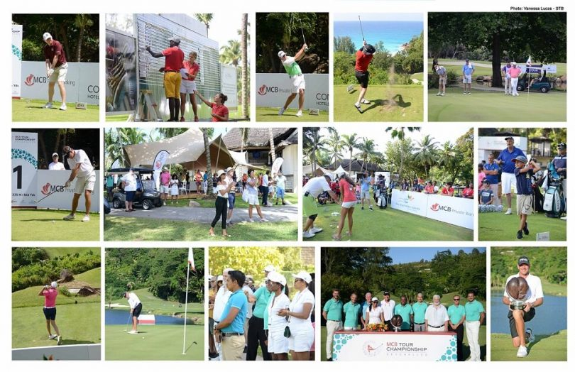 Velkolepé Seychely omráčí golfisty opět pro druhé vydání mistrovství MCB Tour