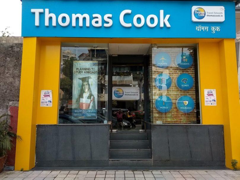 Thomas Cook India eo amin'ny lalan'ny fitomboana
