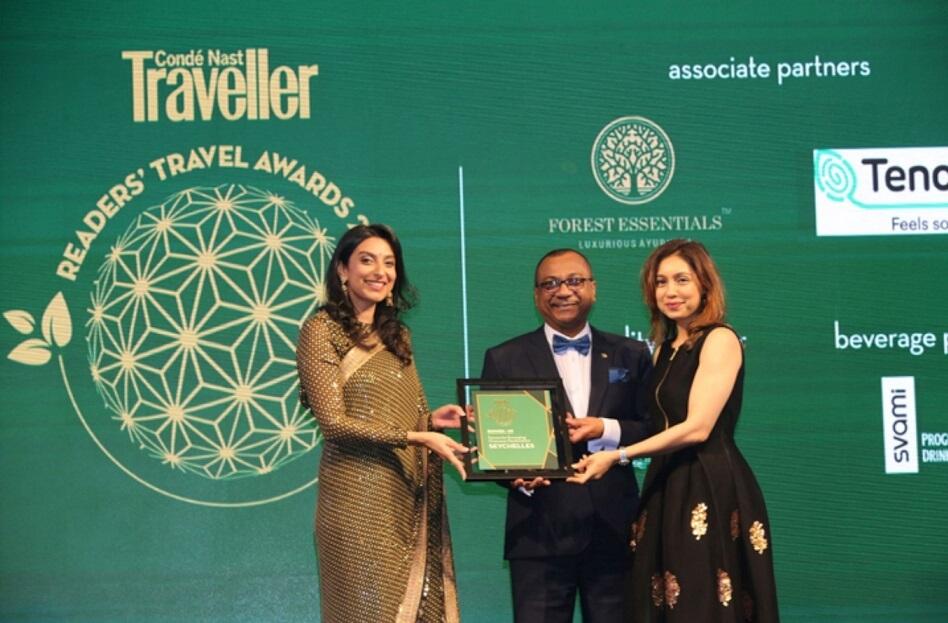 As Ilhas Seychelles se destacam na nona edição do prêmio Condé Nast Traveler Readers 'Travel Awards