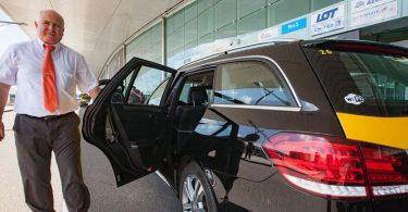 Taxi fares rise at European airports