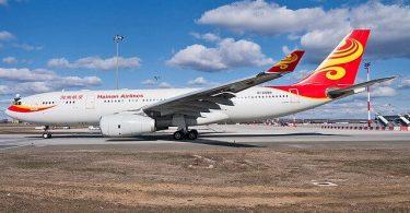Բուդապեշտի օդանավակայանն ընդլայնում է չինական կապերը Hainan Airlines- ի հետ