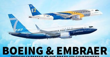 Brazilian government approves Boeing and Embraer deal