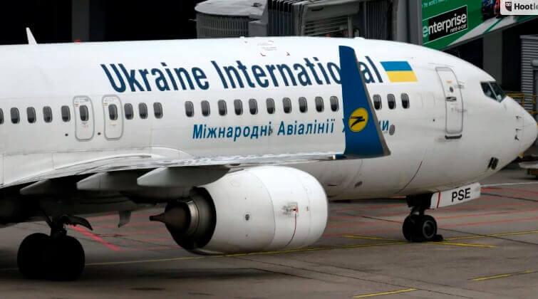 Fanambarana ofisialy nataon'ny Okrainiana Airlines momba ny fianjerana tany Tehran