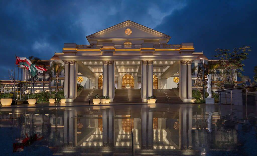 Bidh Marriott International a 'toirt branda St. Regis gu prìomh-bhaile rianachd ùr na h-Èiphit