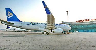 طيران أستانا: ارتفاع أرباحها 461٪ في 2019