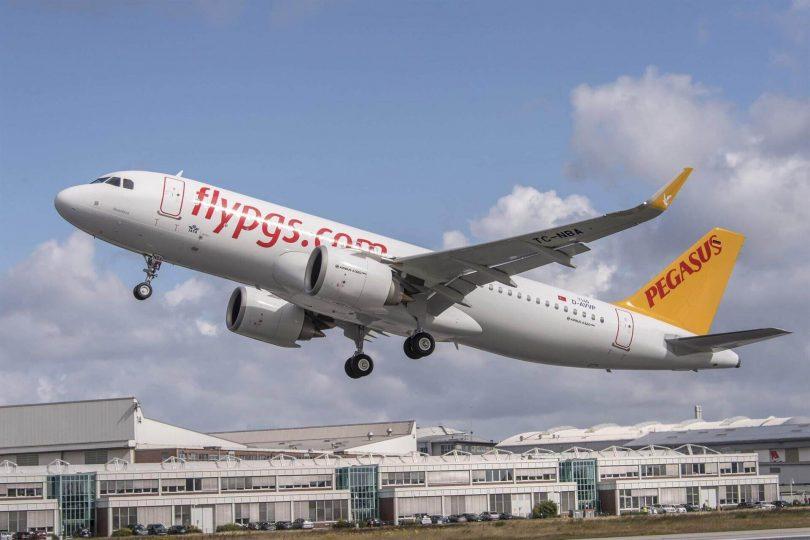 Pegasus zahajuje nové přímé lety do Londýna a Helsinek