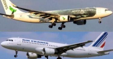 Air France og Sata Azores Airlines underskriver codeshare-aftale