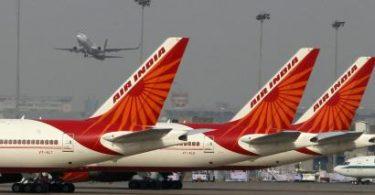 D'Regierung vun Indien wëll aus dem Air India Geschäft