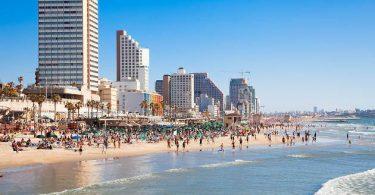 Τα ισραηλινά ξενοδοχεία σημειώνουν ρεκόρ με 12.1 εκατομμύρια τουρίστες το 2019