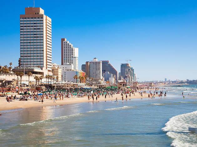 Hotel Israel ngilangi rekor kanthi 12.1 yuta turis ing taun 2019