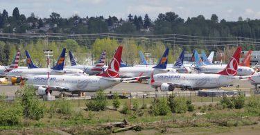 Moody's recorta las calificaciones de Boeing en medio de pérdidas por desastre del 737 MAX