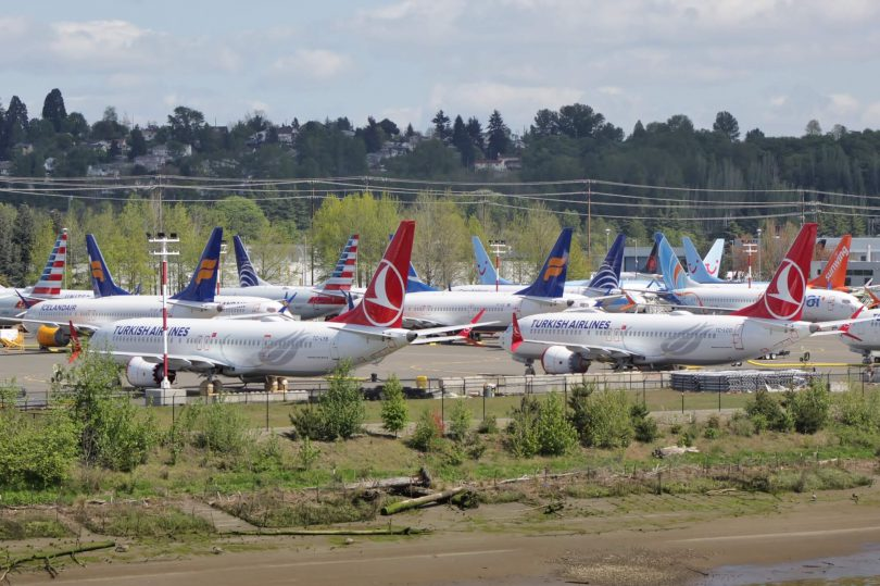 Moody's slashes Boeing ratings amid losses over 737 MAX disaster