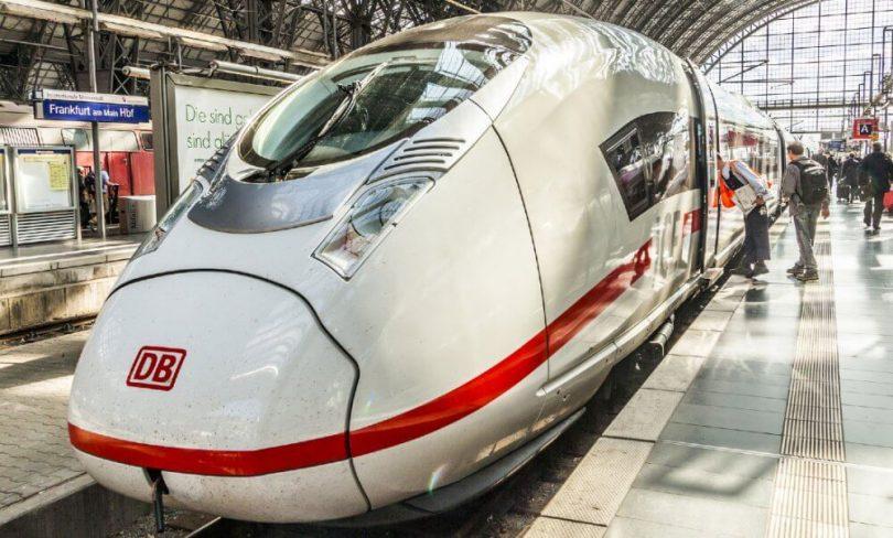 Saksa lupasi 86 miljardia euroa rautateiden modernisointiin