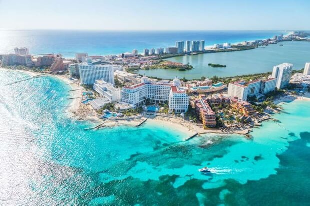 Мексиканските Кариби разкриха нов официален уебсайт